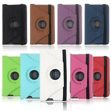 """Folio  360° Rotating Leather Case Cover Stand for LG G Pad Gpad 8.3"""" V500"""