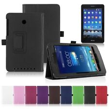 For ASUS MeMO Pad HD 7 ME175 ME175KG Folio Flip Leather Stand Folding Case Cover