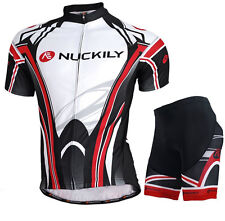 Cycling Bicycle Jersey + short set Quick Dry Breathable Clothing Bike Size M-XXL