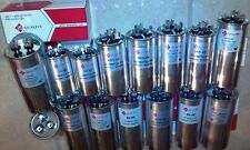 RUN CAPACITORS, Single, 440V - Sizes from 5 uF to 85 uF(MFD) - NEW by QE Quality