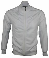 EA7 Emporio Armani Train Lines Zip Track Top/jacket WAS £120 NOW £67.50