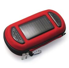 Universal Solar Charger Powerbank w/ Speakers for all phones + iPod iPhone iPad