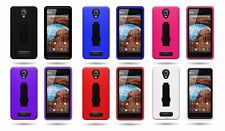 HEAVY DUTY RUGGED HYBRID CASE STAND COVER FOR BLU STUDIO 5.0
