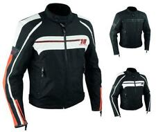 Motorcycle Biker Waterproof Textile Thermal Touring Jacket CE Armoured A-Pro
