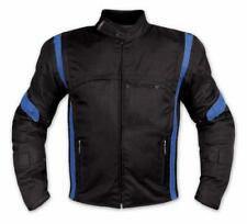 Jacket CE Armored Waterproof Apparel Motorcycle Thermal Sonicmoto Blue
