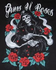 Guns N' Roses Reaper Tee T-Shirt Brand New with Tags