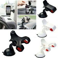 Unique Car Windshield Mount Holder Stand for Universal iPhone SAMSUNG GPS Phone