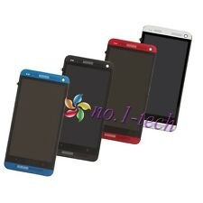 LCD Display + Touch Screen Digitizer Frame Assembly For HTC One M7 801n PN072
