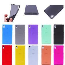 0.3mm Ultra thin Ultra-thin Soft Case Back Cover Skin Pouch For Sony Xperia Z2