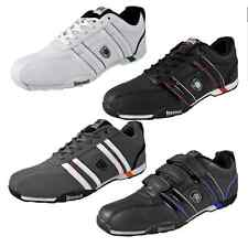 LONSDALE SENEKA white grey Mens Trainers Lace up 7 8 9 10 11  12 shoes boxing