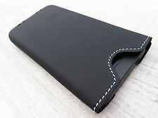 LG G2 Leather Case Engraving Included in Price Cover Etui