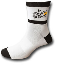 OFFICIAL LE TOUR DE FRANCE CYCLE SOCKS, IDEAL FOR SHIMANO CAMPAGNOLO [72410]