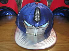 Transformers 4 Age of Extinction Exclusive New Era Optimus Prime Face Hat NWT