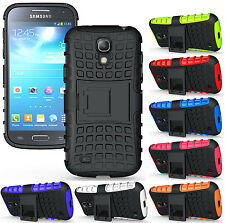 Heavy Duty Tough Hard Shock Proof W/ Stand Case For Samsung Galaxy S4 Mini