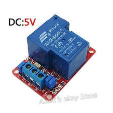 5V 12V 24V 30A 1-Channel Relay Module Optocoupler H/L Level Triger for Arduino