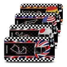 Phone Case Back Cover/Skin for Apple iPhone 5 5S / Formula One F1 Flag/Track F-1