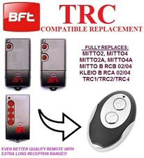 BFT TRC1/TRC2/TRC4 Universal remote control transmitter,compatible replacement