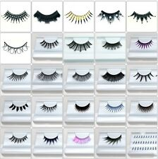 FALSE EYELASHES BY SUGARPILL COSMETICS 24 COLORS FOR YOUR SELECTION
