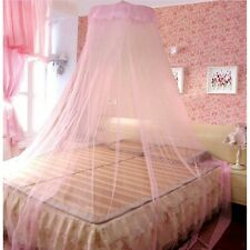 Elegant Round Lace Insect Bed Canopy Netting Curtain Dome Mosquito Net