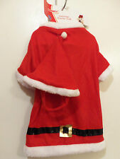 NWT Size Large and X-Large Christmas Doggie Santa Suits ~CHOICE!!~