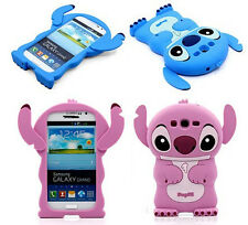 3D Stereo Silicone Case Skin Cover For Samsung Galaxy Grand DOUS i9082