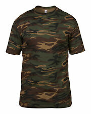Forêt Ou Désert Camouflage Paintball Ou Airsoft T-Shirt