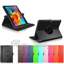 360 Rotating PU Leather Case Cover Stand For Samsung Galaxy Tab 4 10.1 inch T530