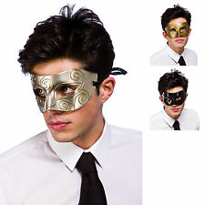 Adults Venetian Rome Eyemask Fancy Dress Halloween TV Film Party Mask Accessory