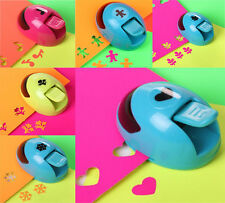 New Random Snowflak Creative Hand Printing Device Paper Punches Choose Pattern