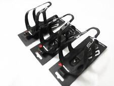 Black Full carbon Road  Cycling Bicycle Fiber Water Bottle Cage Ultra light V