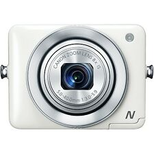 Canon PowerShot N 12.1 MP CMOS Digital Camera with 8x Optical Zoom