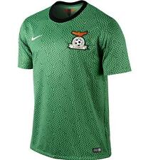 ZAMBIA Nike Home Shirt 2014/15 NEW M,L,XL Soccer Jersey Football 14/15 African