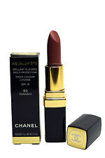 CHANEL AQUALUMIERE SHEER COLOUR LIPSHINE Choose your shade ! Brand New !!!