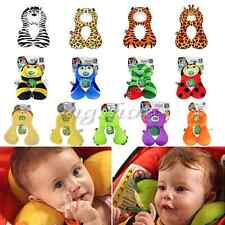 Baby Child Head Neck Support Headrest Travel Car Seat Pillow Cushion 1-4 Year