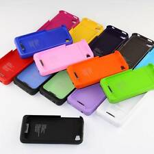 For Iphone 4 4s External 1900mAh Backup Battery Case Rechargeable Power Bank Cas
