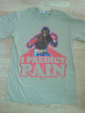 FREE P&P BNWT: Men Rocky I predict Pain Tshirt S/M/L/XL summer retro film
