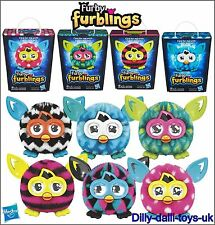 ★ NEW Furby BOOM! Furblings Wave 2 Electronic Pet Choose Colour Baby Furbies