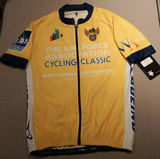 2014 Air Force Association Cycling Classic Official Yellow Jersey