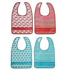 Lunchskins Dishwasher Safe Bib Set - Your Choice of Print
