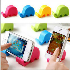 Chic Cute Lovely Mini Mobile Phone Stand Mount Elephant Support Holder Bracket
