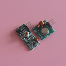 Receiver Module kit for Arduino project + 433M Wireless Transmitter Modul