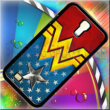 Wonder Woman Costume DC logo samsung galaxy S3 S4 S5 note 2 3 4 case cover