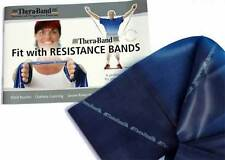 Thera-Band Resistance Band Exercise Pack 1.5m + Official Colour Exercise Manual