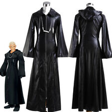 Anime Kingdom Hearts II Organization XIII Coat Cosplay Costume Organization XIII
