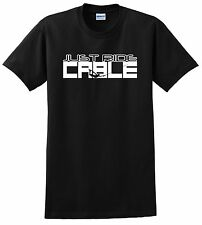 JUST RIDE CABLE WAKE BOARD T SHIRT CABLE PARK BOAT LIQUID FORCE HYPERLITE CWB 4