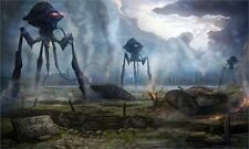 ALL QUIET ON THE MARTIAN FRONT - FULL RANGE - ALIEN DUNGEON - WAR OF THE WORLDS