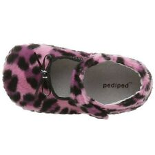 PEDIPED LEXI PINK CHEETAH MARY JANE LEATHER 390-PKCHEE VARIETY SIZES