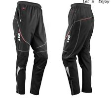 New Men' Thermal Winter Cycling Waterproof Pants Bike/Bicycle Windproof Trousers