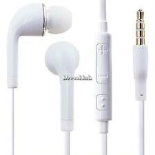 bianca 3.5mm Auricolare auricolari In-Ear Cuffie stereo Mic per Phone Mp3
