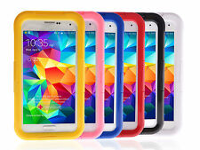 6M Waterproof Shockproof Dirt Proof PC Case Cover for Samsung Galaxy S5 I9600